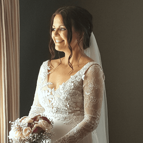 Stylicious - Bridal Hair And Makeup on the day